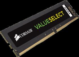 8GB DDR4/2400 Corsair Value Select CL16