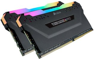 16GB DDR4/3200 Corsair Vengeance CL9 RGB PRO Heats.2x8GB
