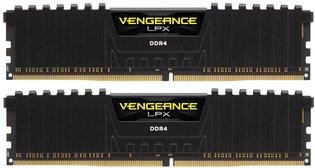 16GB DDR4/3000 Corsair Vengeance LPX CL15 Heatsink 2x8GB