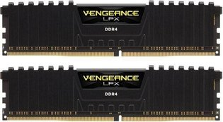 16GB DDR4/2666 Corsair Vengeance LPX CL16 Heatsink 2x8GB