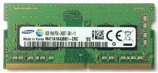 SO DIMM 8GB/DDR4 2666 Samsung CL19
