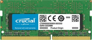 SO DIMM 8GB/DDR4 2666 Crucial CL19 Retail