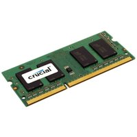 SO DIMM 4GB/DDR3L 1600 Crucial Low Voltage CL11