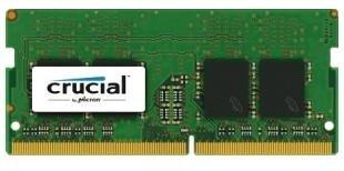 SO DIMM 4GB/DDR4 2400 Crucial CL17