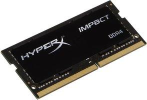SO DIMM 16GB/DDR4 2666 Kingston HyperX Impact CL15 Reta