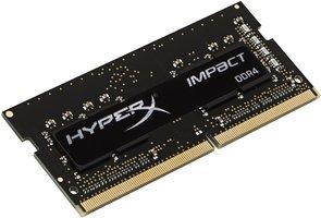 SO DIMM 4GB/DDR4 2400 Kingston HyperX Impact CL14 Retai