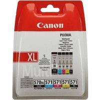 Canon (S) CLI-571XL C/M/Y/BK ValuePack 44,0ml (Origineel