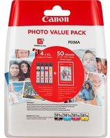 Canon (T) CLI-581XL C/M/Y/BK ValuePack 33,2ml (Origineel