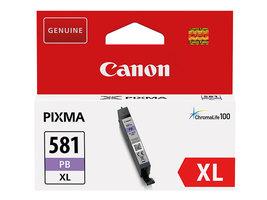 Canon (T) CLI-581XL PB Foto Blauw 8,3ml (Origineel)