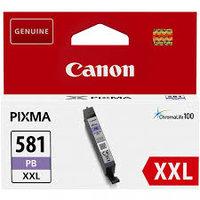 Canon (T) CLI-581XXL PB Foto Blauw 11,7ml (Origineel)
