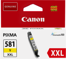 Canon (T) CLI-581XXL Y Geel 11,7ml (Origineel)