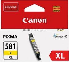 Canon (T) CLI-581XL Y Geel 8,3ml (Origineel)
