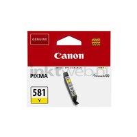 Canon (T) CLI-581 Y Geel 5,6ml (Origineel)