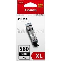 Canon (T) PGI-580XL PGBK Zwart 18,5ml (Origineel)