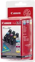 Canon (F) CLI-526 Multipack 27,0ml (Origineel)