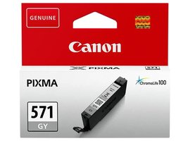 Canon (S) CLI-571 GY Grijs 7,0ml (Origineel)