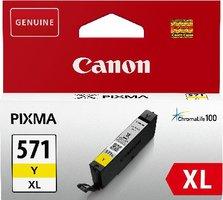 Canon (S) CLI-571XL Y Geel 11,0ml (Origineel)