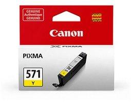 Canon (S) CLI-571 Y Geel 7,0ml (Origineel)