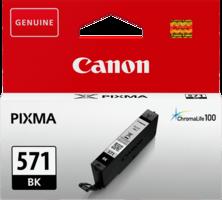 Canon (S) CLI-571 BK Zwart 7,0ml (Origineel)
