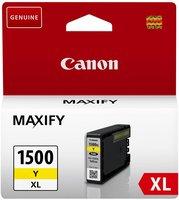 Canon (D) PGI-1500XL Y Geel 12,0ml (Origineel)