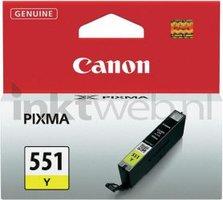 Canon (E) CLI-551Y Geel 7,0ml (Origineel)