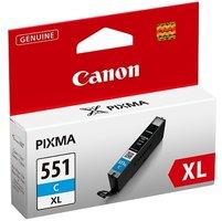 Canon (E) CLI-551XLC Cyaan 11,0ml (Origineel)