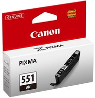 Canon (E) CLI-551BK Zwart 7,0ml (Origineel)