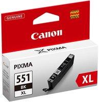 Canon (E) CLI-551XLBK Zwart 11,0ml (Origineel)