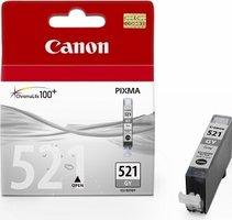 Canon (C) CLI-521GY Grijs 9,0ml (Origineel)