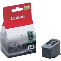 Canon (B) PG-50 Zwart 22,0ml (Origineel)