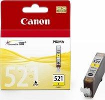 Canon (C) CLI-521Y Geel 9,0ml (Origineel)