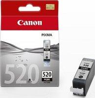 Canon (C) PGI-520BK Zwart 19,0ml (Origineel)