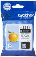 Brother LC-3211BK Zwart 200 pagina's (Origineel)