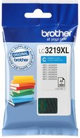 Brother LC-3219XLC Cyaan 1500 pagina's (Origineel)