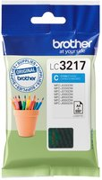 Brother LC-3217C Cyaan 550 pagina's (Origineel)