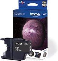 Brother LC-1220BK Zwart 7,8ml (Origineel)