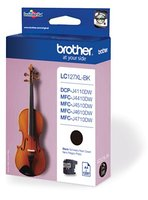 Brother LC-127XLBK Zwart 27,4ml (Origineel)