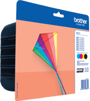 Brother LC-223 Value Pack 29,5ml (Origineel)