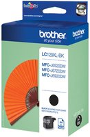 Brother LC-129XLBK Zwart 50,0ml (Origineel)