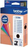 Brother LC-223BK Zwart 11,8ml (Origineel)