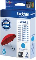 Brother LC-225XLC Cyaan 11,8ml (Origineel)