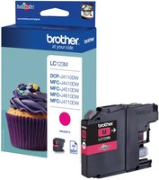 Brother LC-123M Magenta 6,6ml (Origineel)