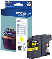 Brother LC-123Y Geel 6,6ml (Origineel)