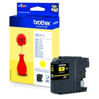 Brother LC-121Y Geel 3,9ml (Origineel)