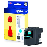 Brother LC-121C Cyaan 3,9ml (Origineel)