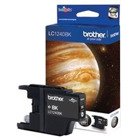 Brother LC-1240BK Zwart 13,9ml (Origineel)