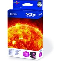 Brother LC-980M Magenta 5,5ml (Origineel)