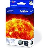 Brother LC-980BK Zwart 6,0ml (Origineel)