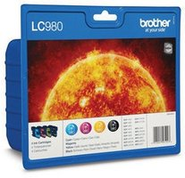 Brother LC-980 Value Pack 22,5ml (Origineel)