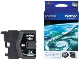 Brother LC-985BK Zwart 9,0ml (Origineel)